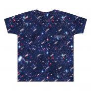 宇宙総柄Tシャツ