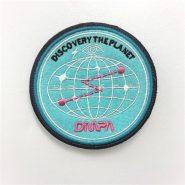ワッペン ミッションロゴ 「発見」